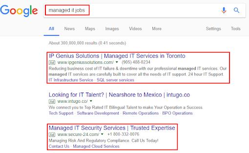 google adwords for b2b